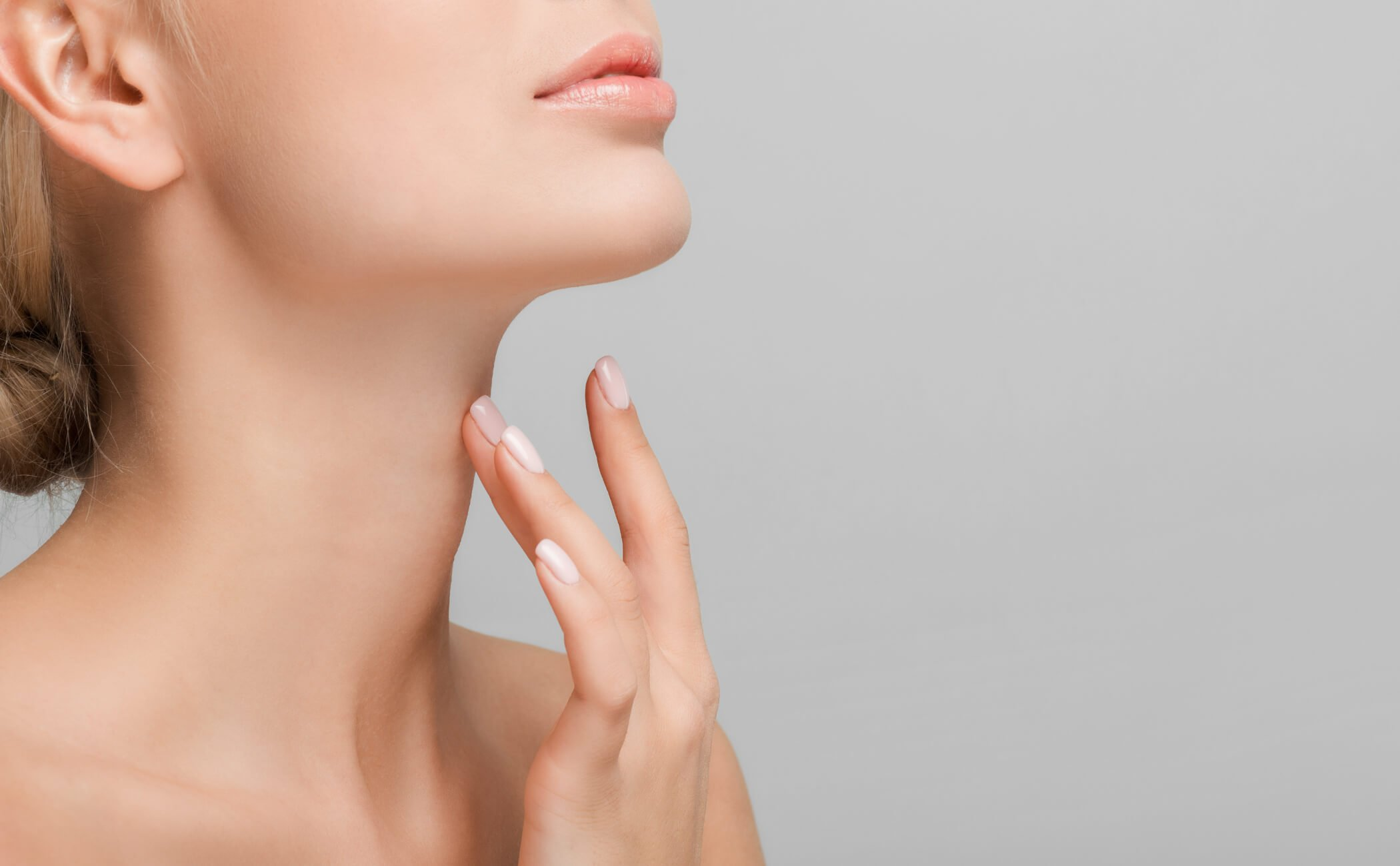 How do you get rid of a double chin - zty health